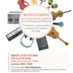 Musicoterapia - Sindrome de Williams