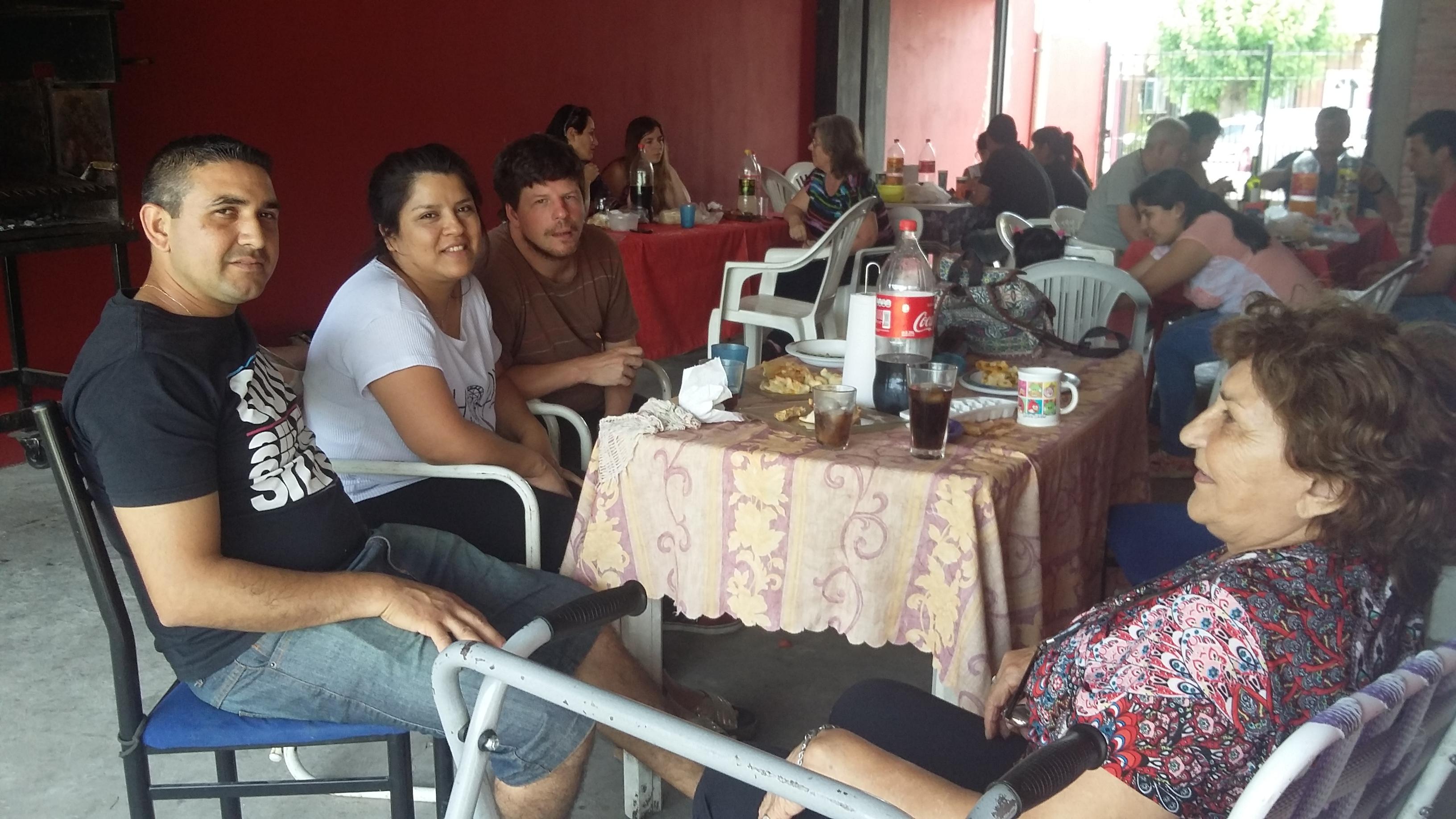 Encuentro de Familias - Burzaco